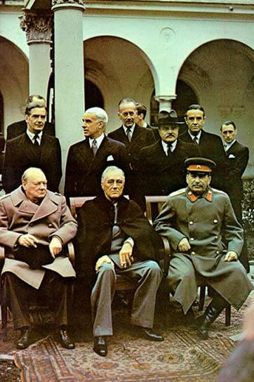 a description of the yalta conference that was also called the crimea conference Help on yalta and potsdam conference the yalta conference, sometimes called the crimea conference the goals of the conference also included.